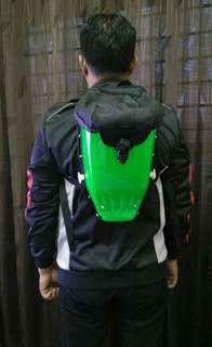 MB BAGPACK RIDING