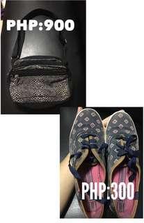 Bags / shoes  original - hedren /keds