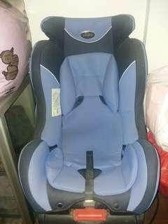 PLIKO CAR SEAT