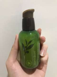 innisfree grean tea seed serum
