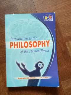 Philosophy textbook