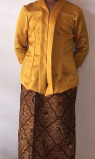 set kebaya +rok batik