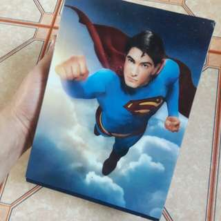 Collectable superman dvd
