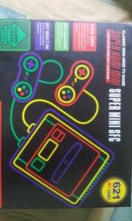 Super mini game console