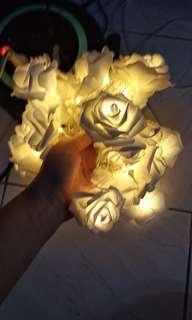Lampu Rose