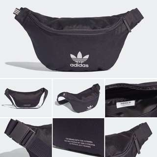 ORIGINAL ADIDAS WAIST BAG CARBON (see real picture # 2)