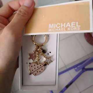 Michael kors key chain's