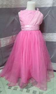 For sale: gown for kids