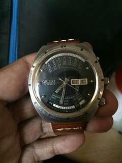 Orient Perpetual Calendar Vintage Watch