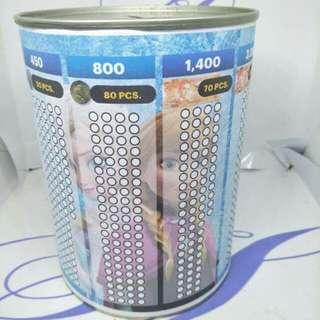 Ipon Challenge Coinbank