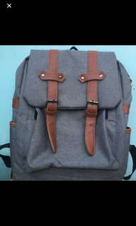 Repriced! Unisex backpack