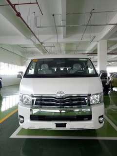 Van for Rent (Toyota Super Grandia)