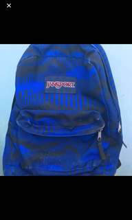 Repriced! Jansport backpack