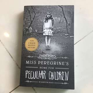 Ms Peregrine's Home for Peculiar Children (English)