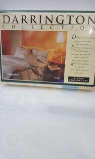 6' King Bed Sheet Set - Darrington Collection