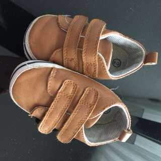 NEXT Baby Boy Pre-walker Shoes