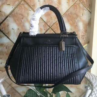 Coach Quilted Bag