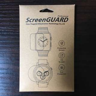 錶面保護貼 Watch Screen Protector x 2
