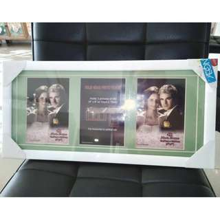 3 4R Slot Photo Frame