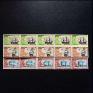 Stamp - Christmas Island 1972 - Ships Series (MUH)