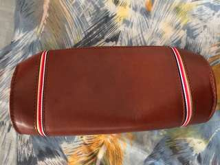 Lauren Leather Pouch/Pen Case