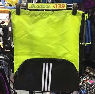 有門市~ADIDAS EPS GYMBAG 索繩背袋/運動拉繩袋 索繩袋 #CF7023