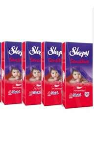 PO- L Baby diapers Sleepy sensitive pampers