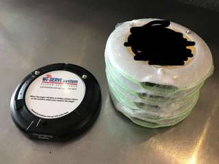 F&B buzzer / pager system
