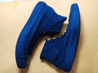Sepatu Converse Black sz41