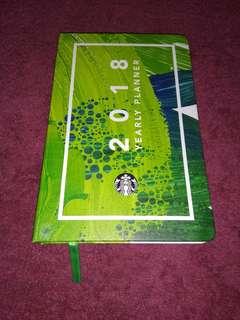 Planner Book Starbuck
