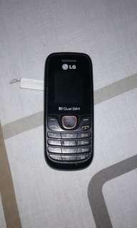 LG keypad phone