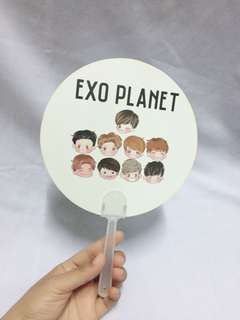EXO FAN THE EXOLUXION