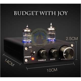 Brand New M2 6j1 tube pre-amp sound hifi pc desktop out in preamp pre amp speakers Hi-Fi Karaoke