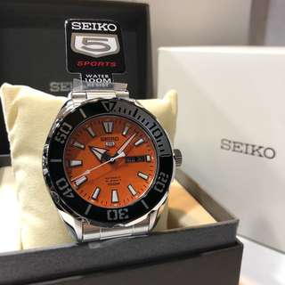 SEIKO 5 Sports 100m Automatic SRPC55K1