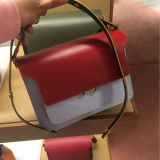 代購下單 - marni trunk bag 斜咩袋