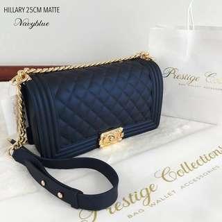 Hillary Navy Blue