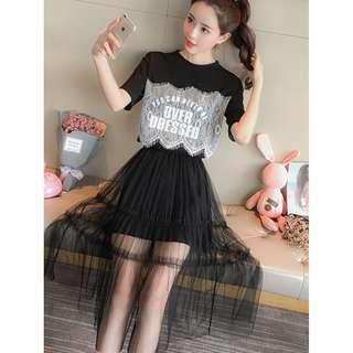 GSS8904X 2pcs-Dress