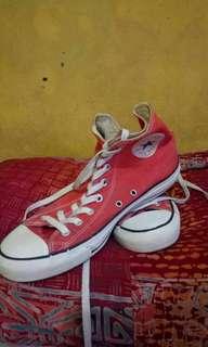 Sepatu Converse sz 42