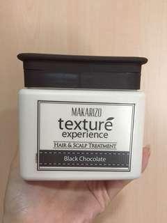 Makarizo Hair Texture Creambath Dark Chocolate