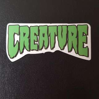 C1 Creature Sticker Stickers
