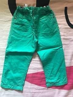Gingersnaps Green Pants