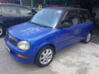 Perodua Kelisa (M) 2004