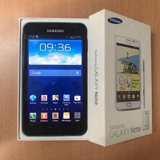 Samsung Galaxy Note (original)