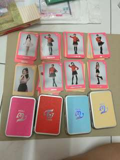 Twice encore member set sell
