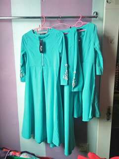 *RAYA Sale* Dress Girls Murah Je