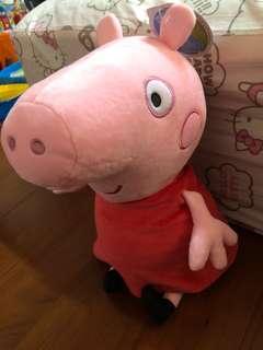 🚚 免費❤️全新大隻佩佩豬