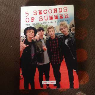 5SOS The Unauthorized Biography