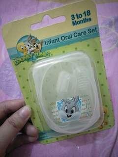 infant oral care set