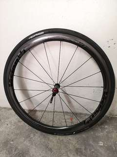 Vision metron 40 LTD full carbon wheelset
