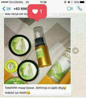 New testi mareshaskincare